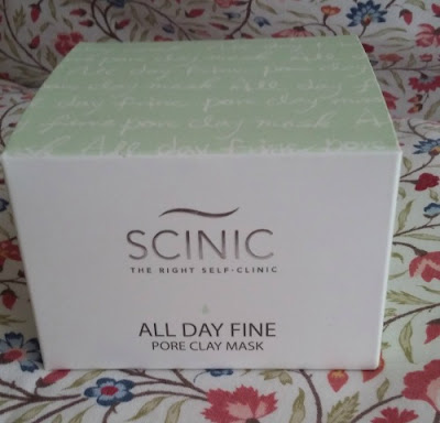 Scinic All Day Fine Pore Clay Mask
