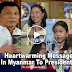 WATCH! Heartwarming Messages From Filipinos In Myanmar To President Duterte!