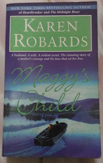 Novel Maggis Child by Karen Robards Bekas