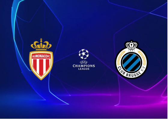 Monaco vs Club Bruges - Highlights 06 November 2018