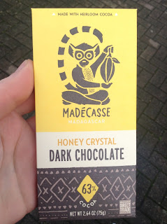 Madecasse Honey Crystal Dark Chocolate