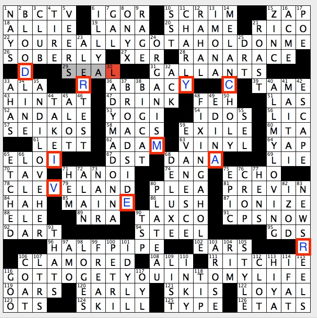 answers Teen puzzle driving crossword safety