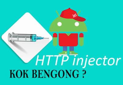 Cara  Mengatasi Http Injector Cepat Bengong Dengan Pingtools