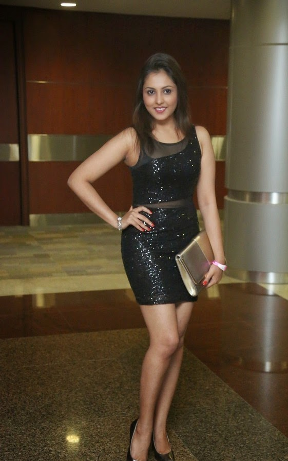 Madhushalini at The Pink Affair Fashion Latest Photos