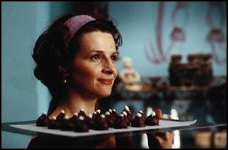 Juliette Binoche: Vianne Rocher (Chocolat, 2000)