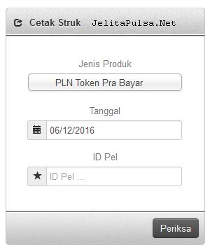 Fasilitas Web Report di Server Jelita Reload Termurah Saat Ini