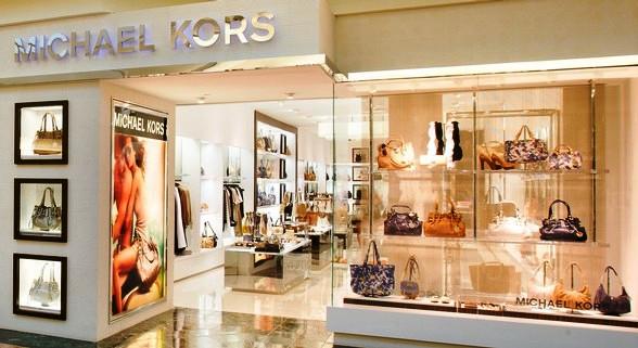 Onde ficam as lojas da Michael Kors em Las Vegas