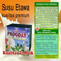 Susu Etawa Bubuk Murni