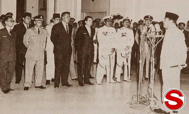 Gambar 7 kabinet masa Demokrasi Parlementer