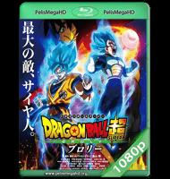 DRAGON BALL SUPER: BROLY (2018) WEB-DL 1080P HD MKV JAPONÉS SUBTITULADO