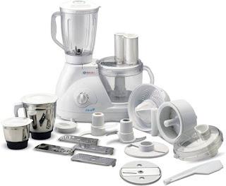 Bajaj Food Factory FX 11 600-watt food processor