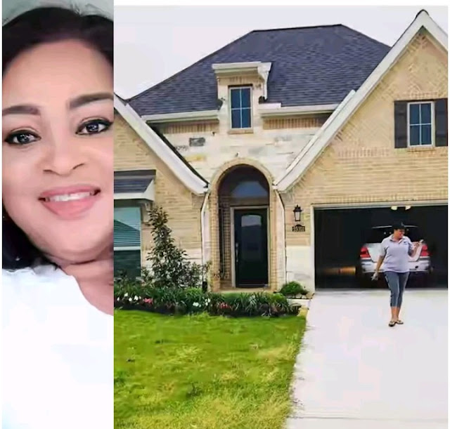 Veteran Actress Bukky Wright Acquires Big Apartment Worth Millions Of Dollar In U.S