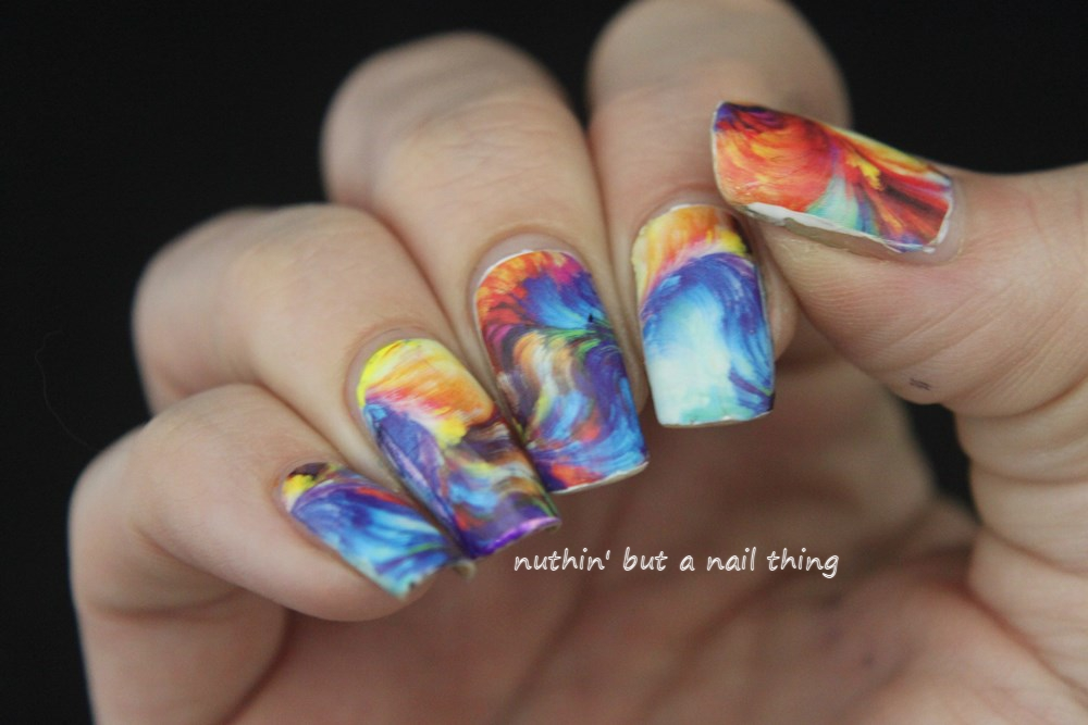 nuthin\' but a nail thing: Water-decal Wednesday: Full nail decals ...
