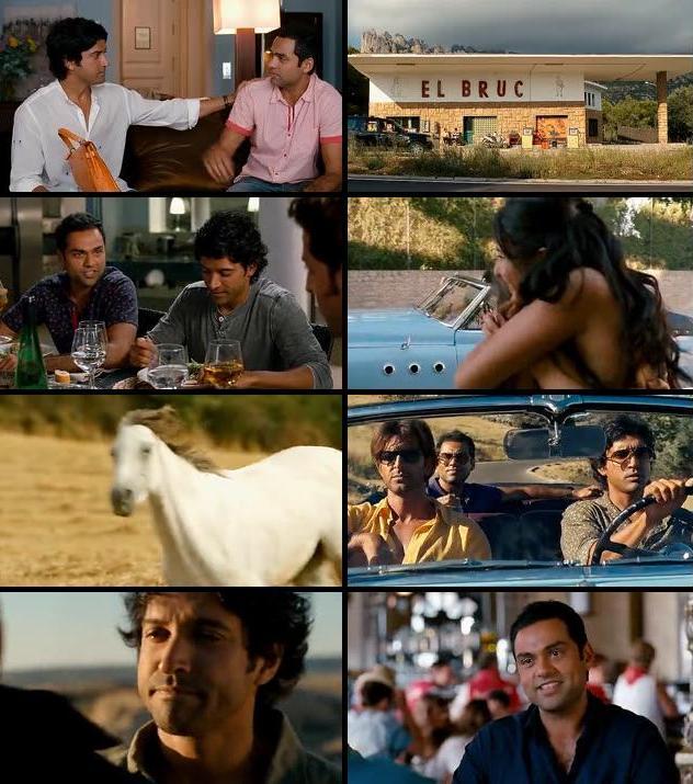 Zindagi Na Milegi Dobara 2011 Hindi 480p BluRay 400mb