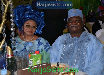 folorunsho alakija marriage problem