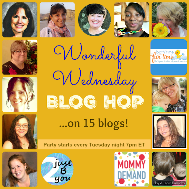 Wonderful Wednesday Blog Hop