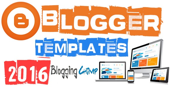 Free Download Responsive Blogger Templates