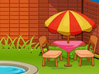Juego Escape Cerco Garden Solución
