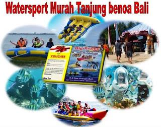 Mengisi Liburan panjang Week End anda di Bali - Main Watersport Murah di Tanjung Benoa