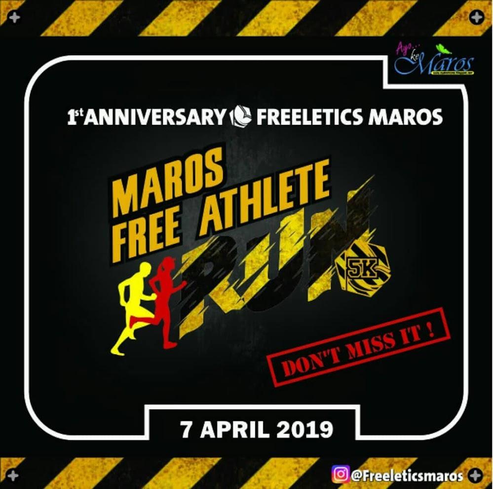 Maros Freeathlete Run • 2019
