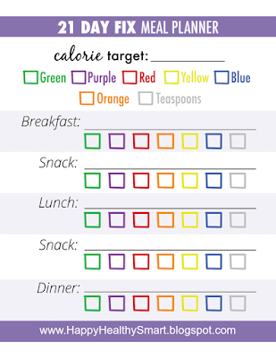 The ultimate 21 Day Fix tool kit. Meal planning made easy. Join a challenge group to learn more