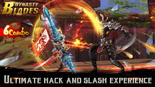 Dynasty Blades: Warriors MMO v2.7.1 Mod