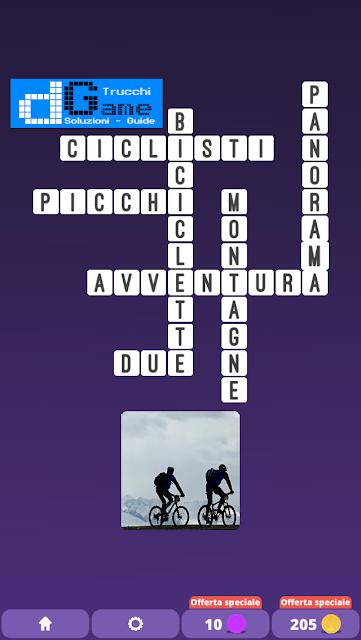 Soluzioni One Clue Crossword livello 14 schemi 14 (Cruciverba illustrato)  | Parole e foto