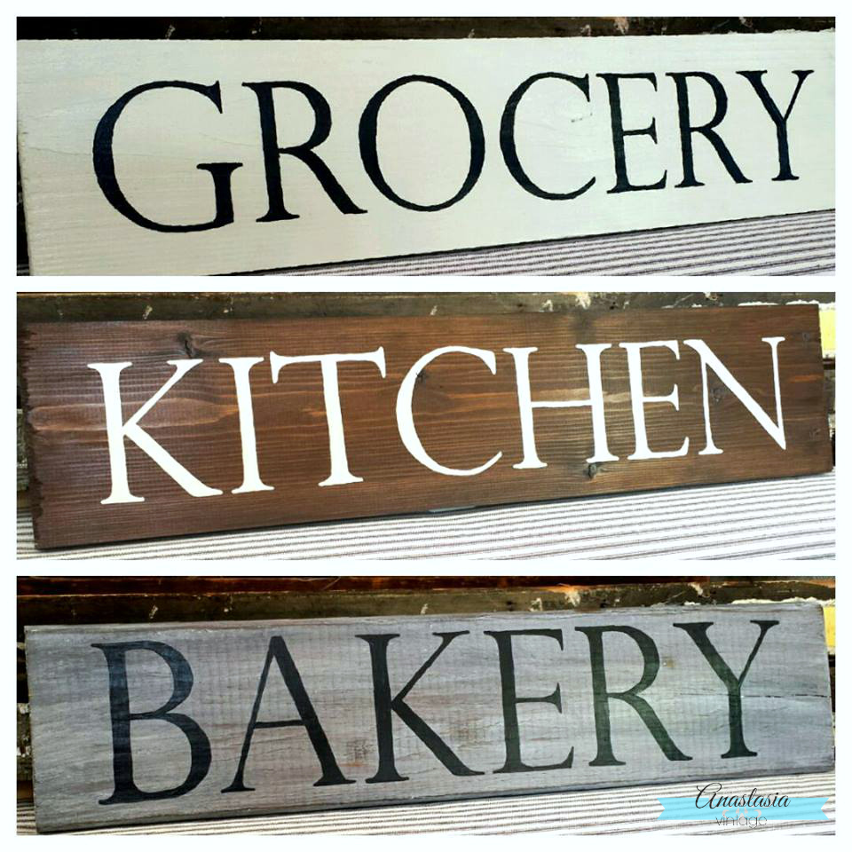 10 Handmade Farmhouse Sign Ideas