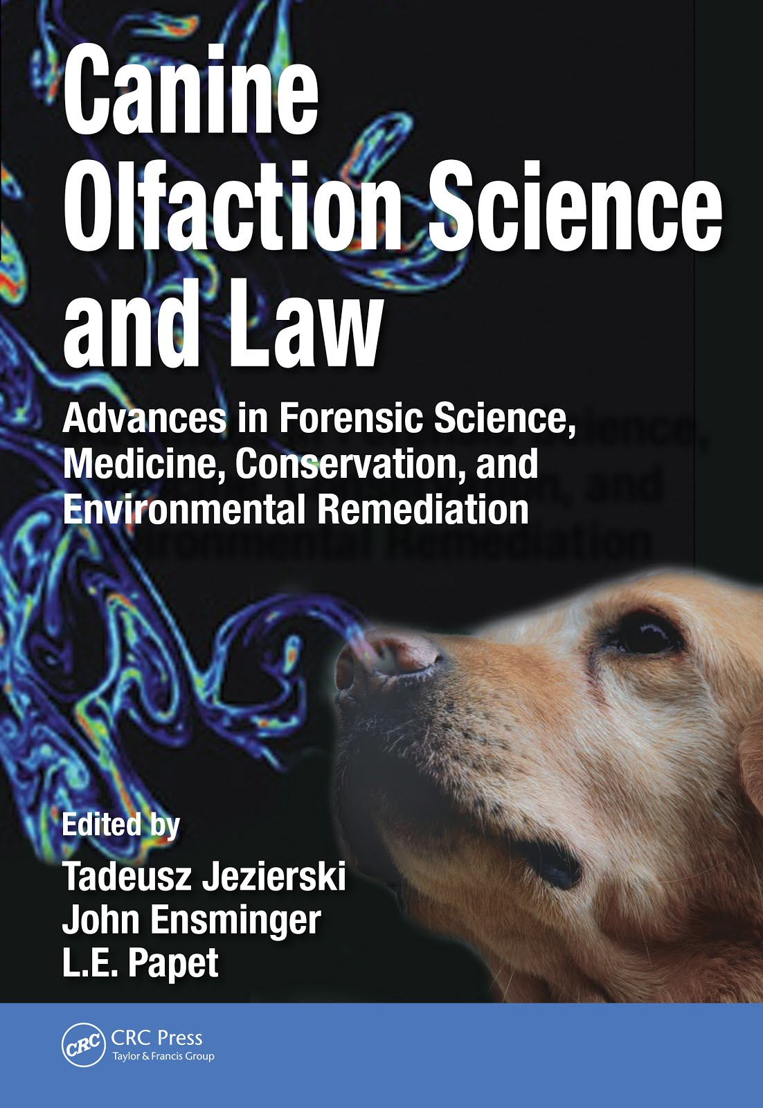 New Book on Canine Olfaction