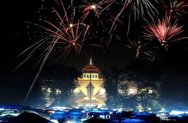 Tips Liburan Tahun Baru di Kota Bandung
