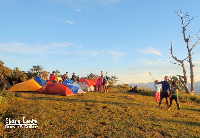 Mount Ugo Campsite