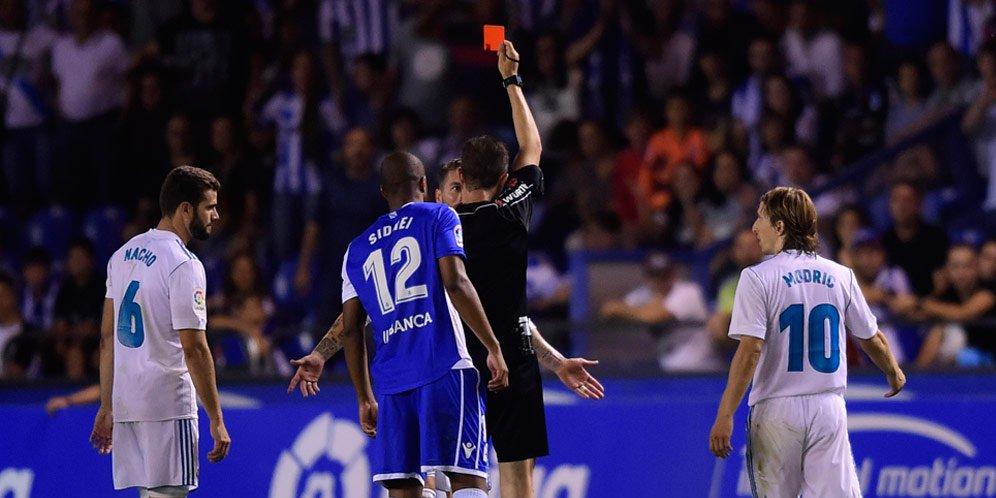 Madrid Akan Banding Kartu Kuning Kedua Sergio Ramos ~ Agenlive