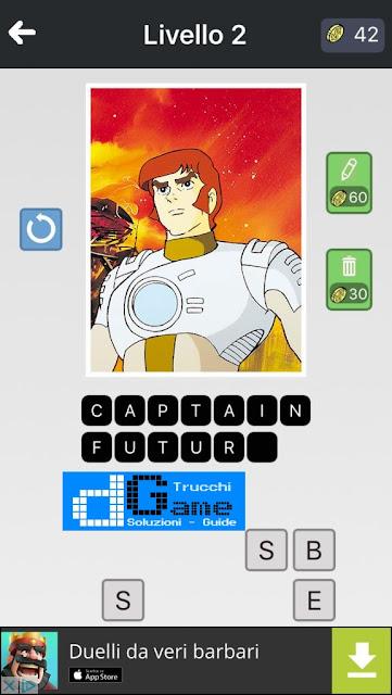 Anime Quiz soluzione pacchetto 2 livelli (1-12)