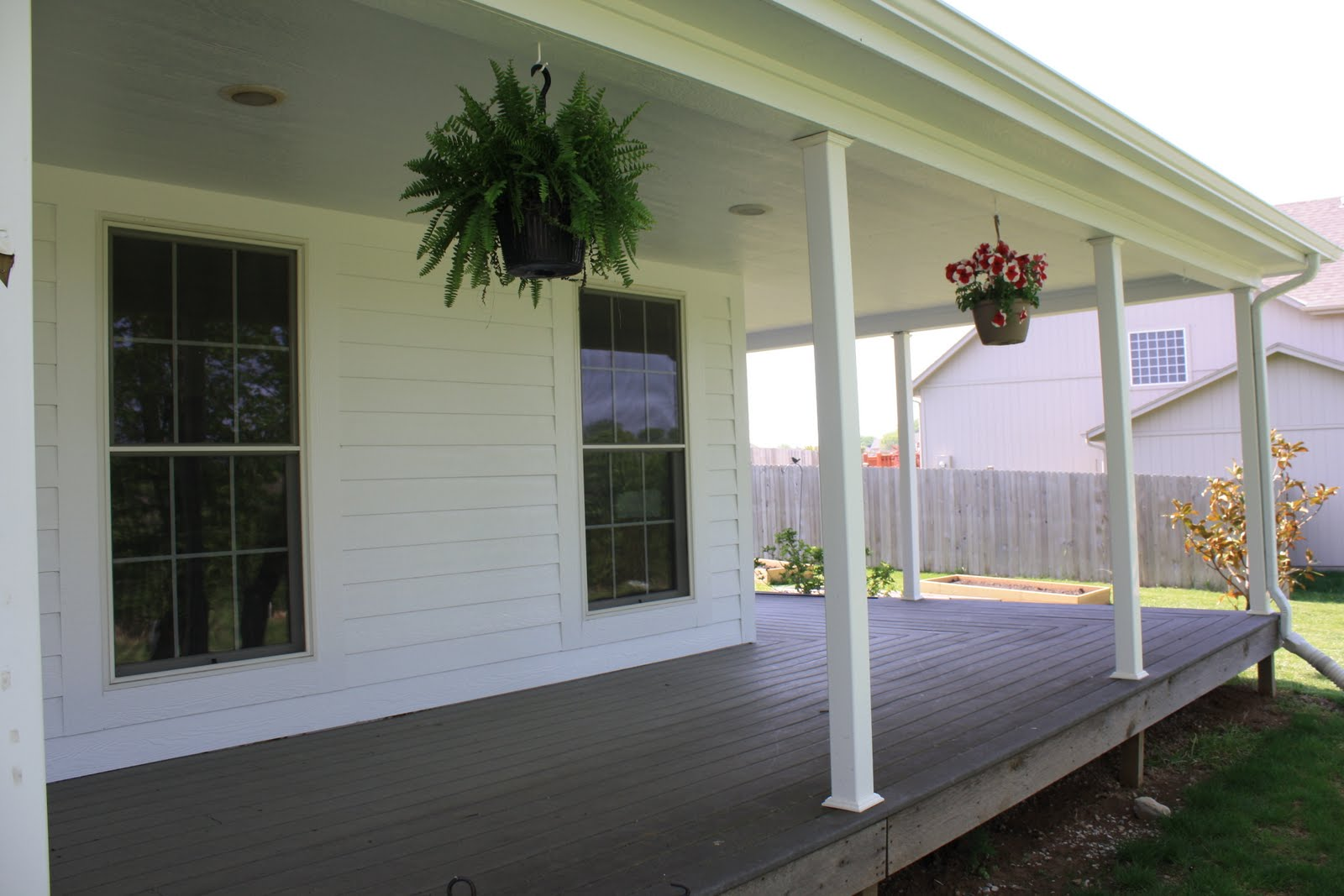 Her Little Ways Farmhouse Gets A Facelift