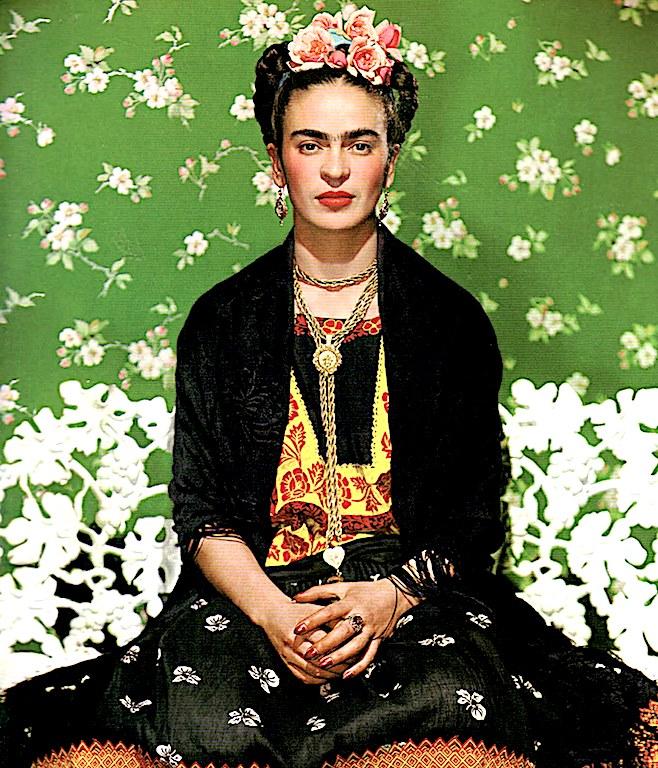 El rojo y el negro: Frida Kahlo