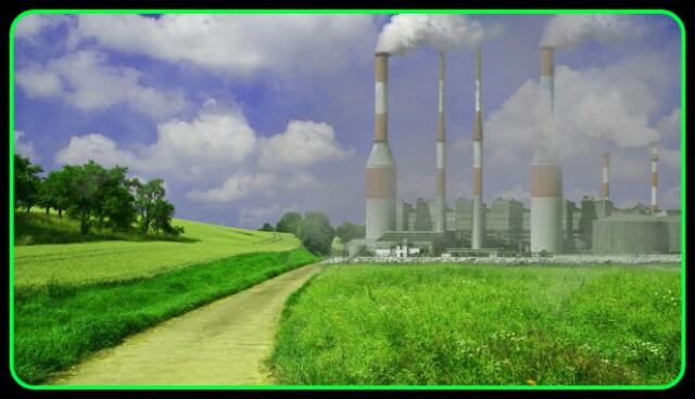 বায়ু দূষণ (Air Pollution)