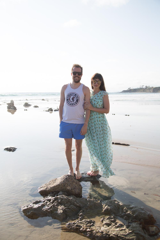 Romantic Beach Day