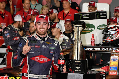 NASCAR's Iconic No. 3 Back in Victory Lane