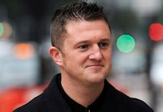 Tommy Robinson arrested - yet again. TR2
