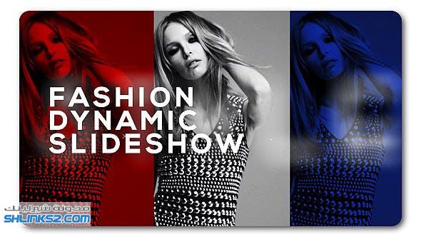 تحميل مجاني قوالب افتر افكت | Slideshow Fashion Dynamic 19358672