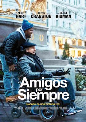 The Upside [2019] [DVD] [R1] [NTSC] [Latino]