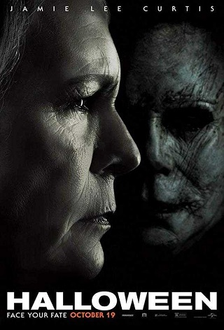 Halloween 2018 English 850MB HC HDRip 720p