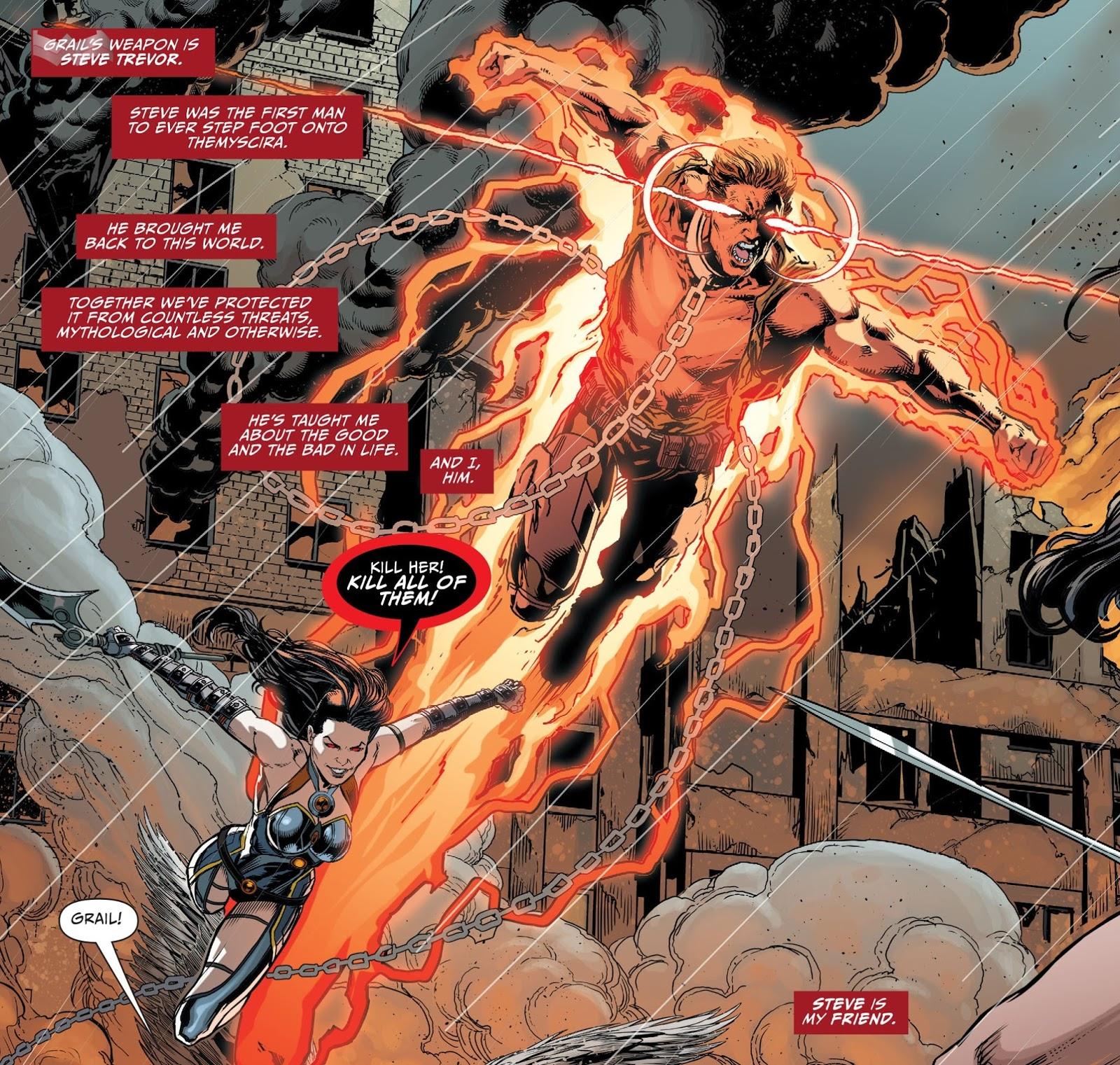 93469341a6 ... Justice League B: Anime Feet: Justice League Darkseid War: Grail
