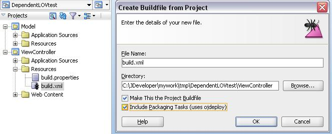 ADF & Weblogic How To: Running ojdeploy from Ant