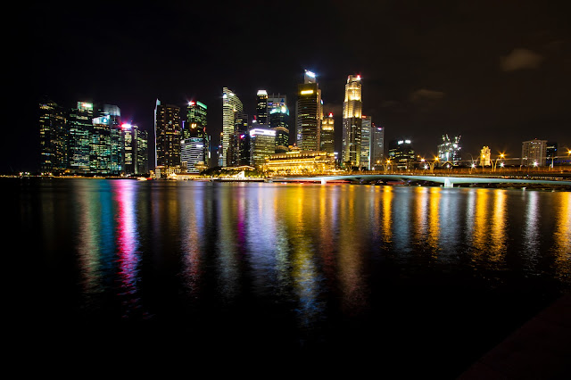 Marina bay-Singapore