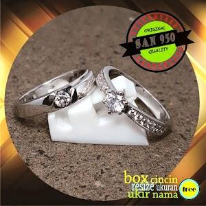 cincin paladium P98NM