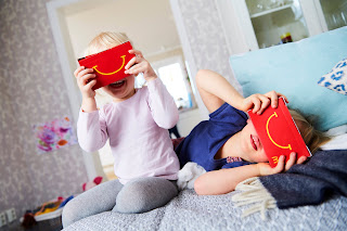 McDonald's Happy Meals, Happy Goggles Virtual Reality Toy