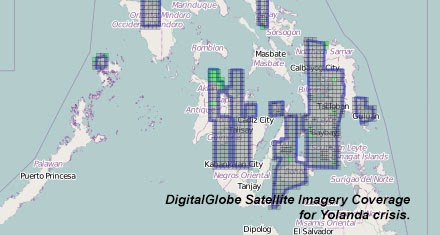 Using OSM Data and latest satellite imagery for humanitarian planning missions in the Philippiens due to Yolanda Haiyan Typhoon Disaster in the Visayas - Schadow1 Expeditions