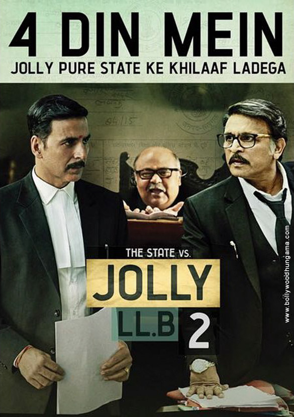 Jolly LLB (2013) Hindi 720p DVDRip x264 900MB ESubs