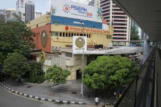 Disangka berkubur, peniaga Ampang Park kecewa jualan merosot